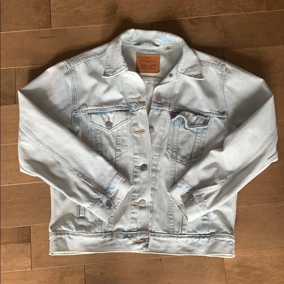 Levi's Denim Jacket from Aritzia